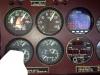 Aerostar 601P copilot-panel