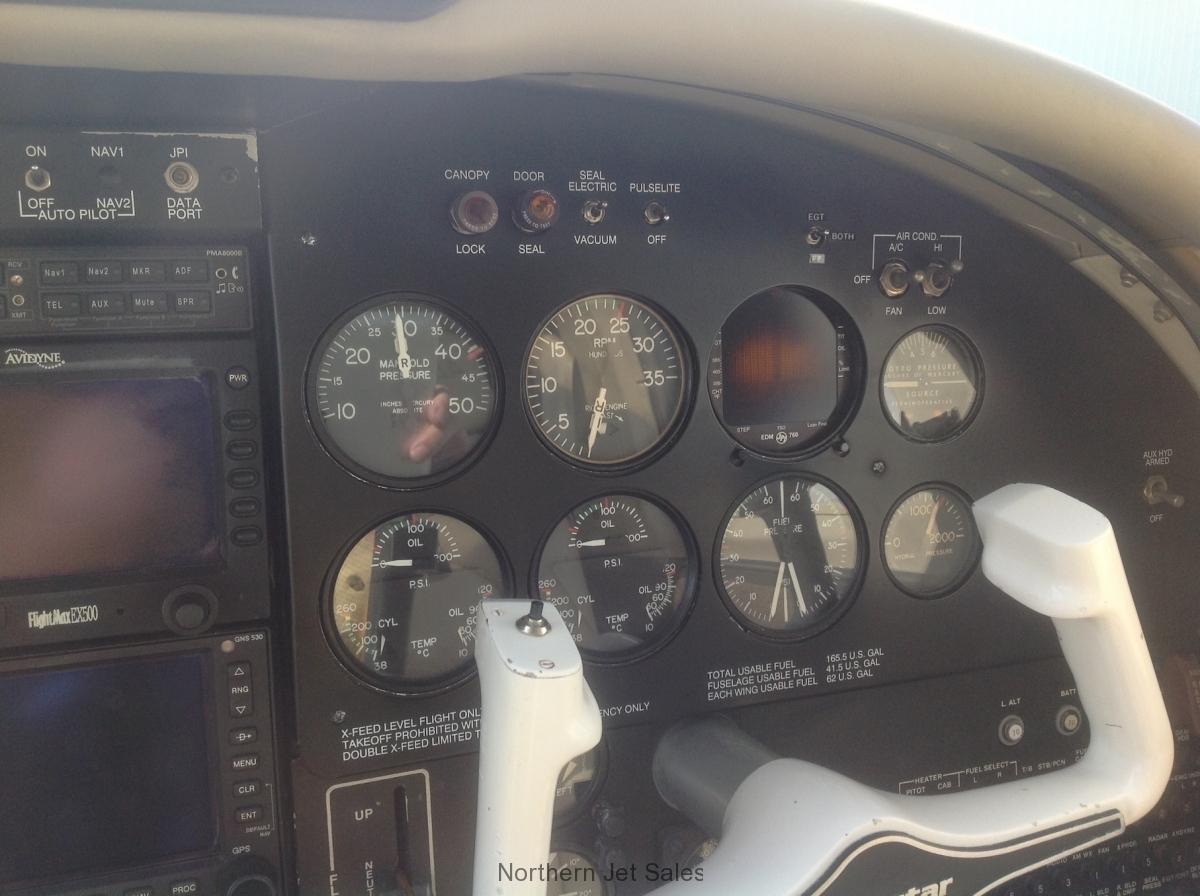 Aerostar N778EP3