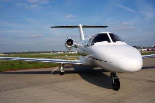 Cessna CitationJet 525 CJI Ext2