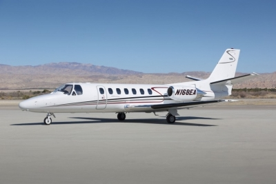 Desert-Jet-Citation-V-Exterior