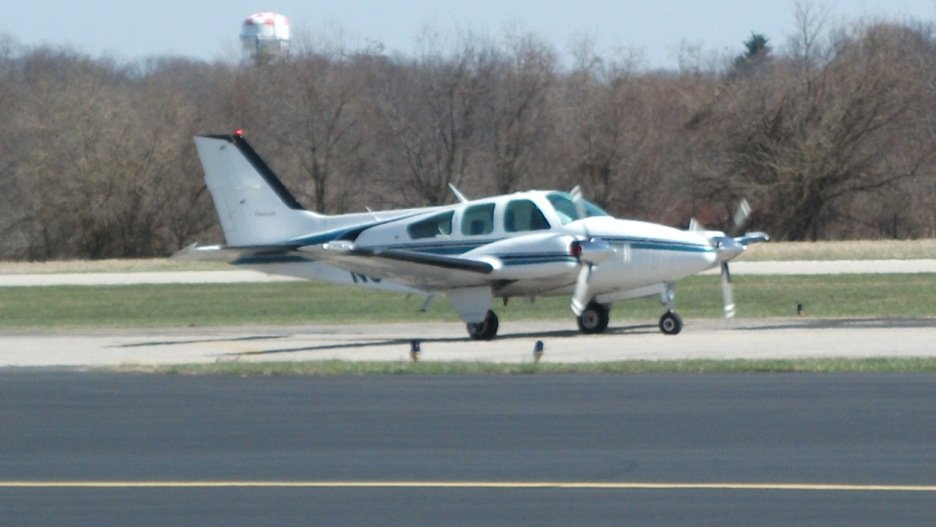 Beech Baron B55 1979 - Northern Jet Sales